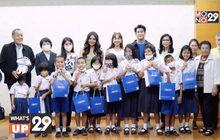 SALZ CSR SALZ ส่งความห่วงใย เคียงข้างคนไทย