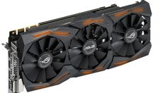 ASUS เปิดตัวกราฟิกการ์ด Strix GeForce GTX 1080 รองรับเทคโนโลยี VR