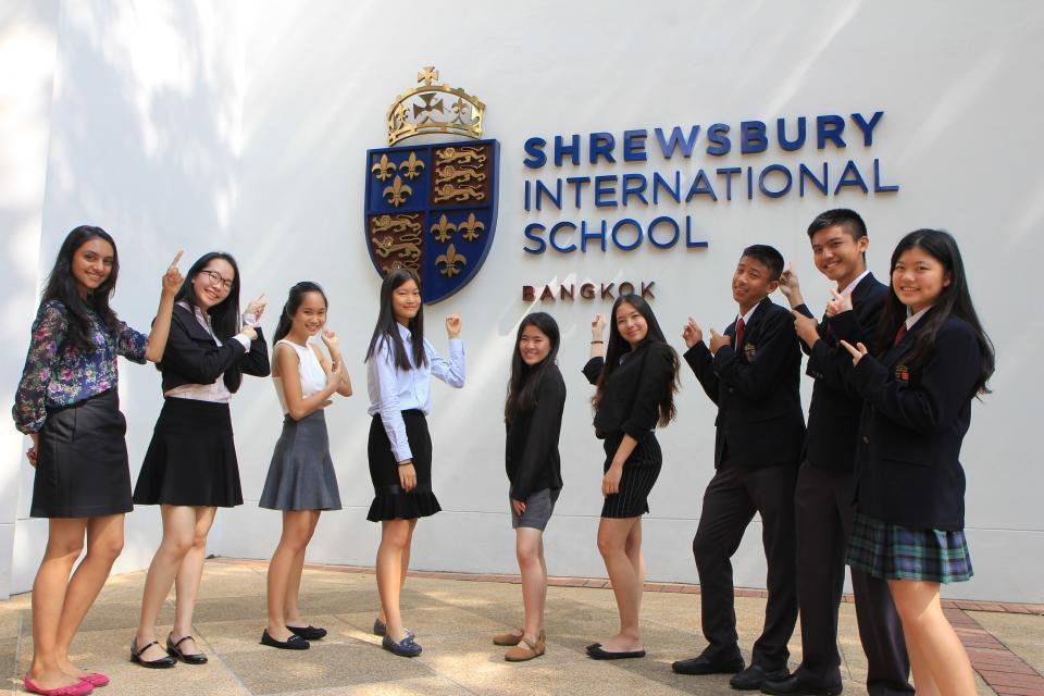 โรงเรียนนานาชาติโชรส์เบอรี่