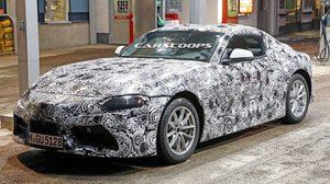 สำหรับแฟนๆ Toyota Supra มีความเป็นไปได้ว่า New Supra จะมีแต่เกียร์ออโต้เท่านั้น
