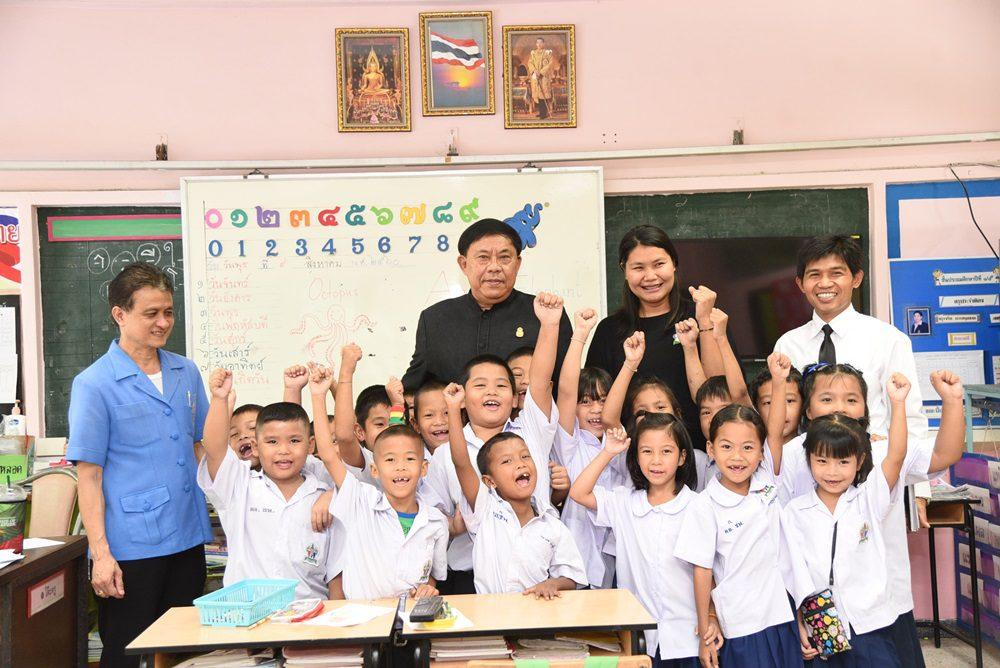 สภา กทม. จัดแผนพัฒนาการศึกษาขั้นพื้นฐาน สร้างคนเก่ง ดี มีความสุข