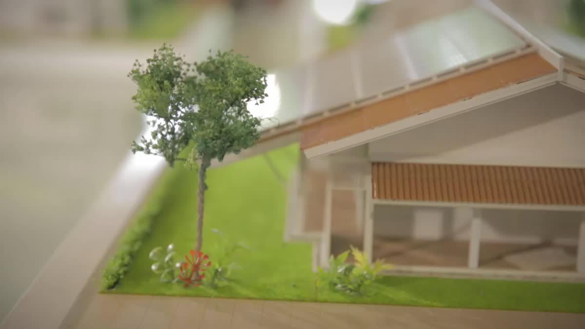 แนวความคิดบ้านต้นแบบดีดี (DEDE) รักษ์พลังงาน ตอน3