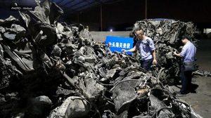 จีนเตรียมแบนนำเข้า 'ขยะมูลฝอย' ขั้นเด็ดขาด เริ่มปี 2021