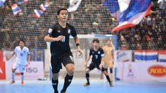 """เลือดใหม่แข้ง ฟุตซอลทีมชาติไทย ในอนาคต!  """"มูฮัมหมัด อุสมานมูซา"""""""