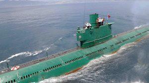 เรือดำน้ำเกาหลีเหนือ หายปริศนาระหว่างการซ้อมรบร่วม เกาหลีใต้-สหรัฐ