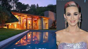 เปิดบ้านเดี่ยวชั้นเดียวแนวโมเดิร์น 5 ห้องนอนของ Katy Perry