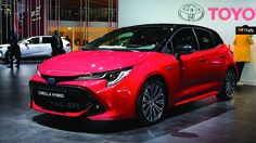 เราอาจจะได้เห็น Toyota Corolla GRMN ตัว Hybrid แบบ High-Performance !