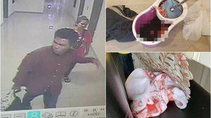 เจ้าของห้องพักผวา หลังพบกองเลือดเต็มห้อง ที่แท้ผู้เช่าถูกแฟนเก่าทำร้าย