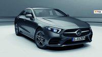 Mercedes-Benz ประเดิมต้นปีด้วย Mercedes-Benz CLS รุ่นประกอบในประเทศ