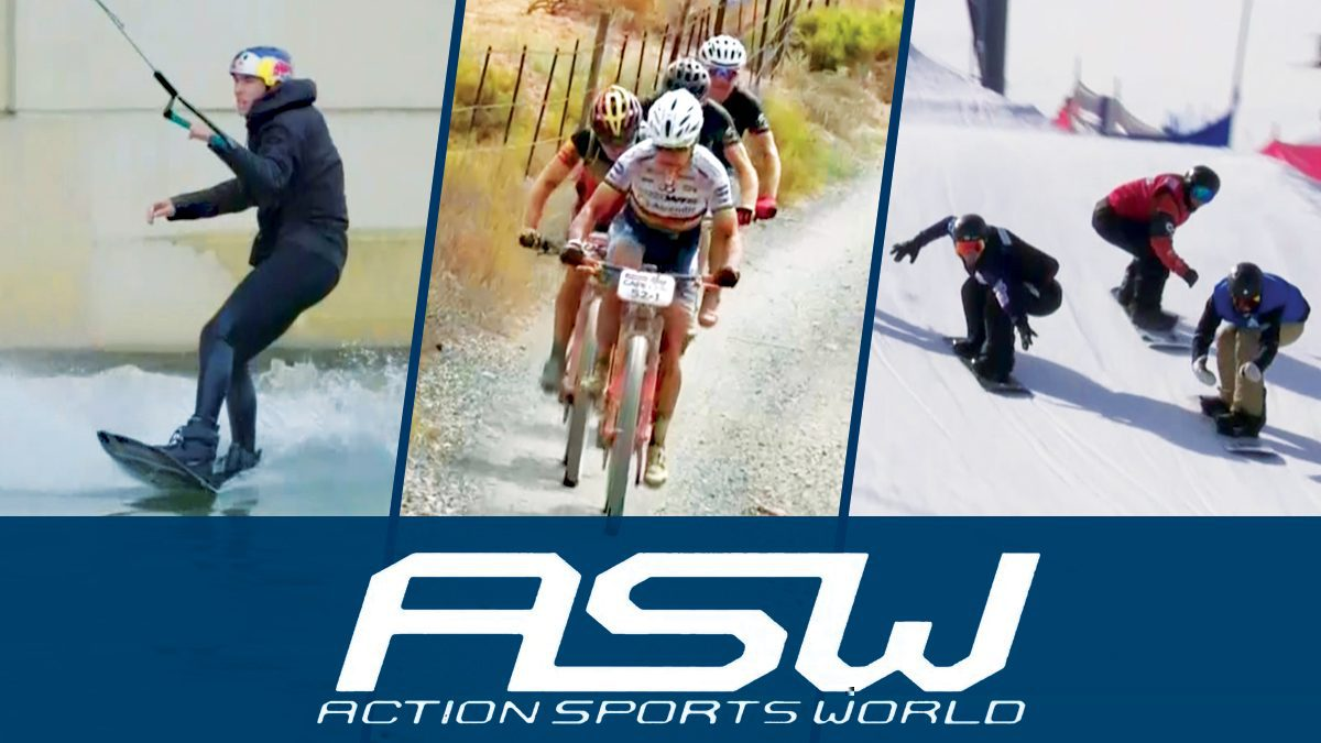 รายการ Action Sports World Season18 | EP.36 [FULL]