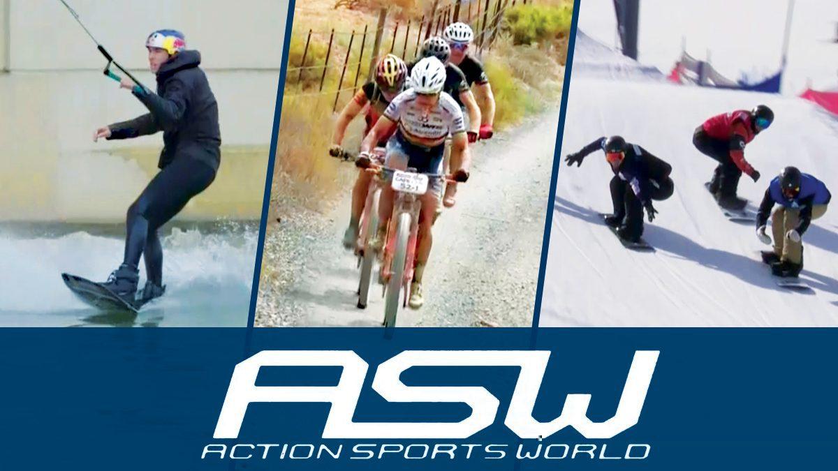 รายการ Action Sports World Season18 | EP.36 [FULL]