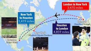 โคตรฟิต! คูร์ตัวส์ บิน10,000ไมล์ดู NBA,ซูเปอร์โบว์ล หลังถล่มปืน