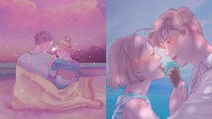 คนโสดอย่าอิจ!! คนมีความรัก อาการมันจะตุมิตะมิ โลกเป็นสีชมพูแบบนี้แหละ