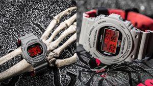 Sneaker Freaker และ G-SHOCK ปล่อยนาฬิการุ่นลิมิเต็ดต้อนรับเทศกาลฮาโลวีน