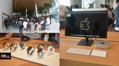 เปิดแล้ว!! Apple Iconsiam ร้านค้าทางการของ Apple สาขาแรกในประเทศไทย