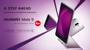 หัวเว่ย เปิดตัว Huawei Mate9 สานต่อตำนานกล้องคู่ Leica พร้อมเข้าไทยภายในปีนี้