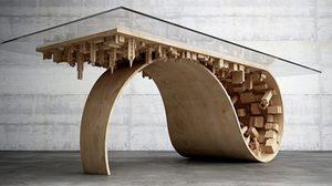Wave City โต๊ะดีไซน์ในจากฝันเหมือนในหนัง Inception
