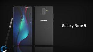 ดีไซน์เนอร์ เผยภาพคอนเซปต์ Samsung Galaxy Note 9 มาพร้อมจอไร้กรอบ 100%