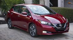 Nissan ประกาศราคา Nissan Leaf 2019 เริ่มต้นที่ 1.006 ล้านบาท