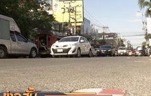 เซ็นเซอร์ห้ามจอดรถ ถ.นิมมานฯ จ.เชียงใหม่