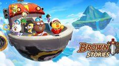 LINE BROWN STORIES เกมใหม่จาก LINE เปิดลงทะเบียนล่วงหน้าแล้ววันนี้!