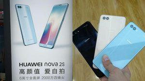ดูกันชัดๆ ภาพ Huawei Nova 2S มาด้วยกันถึง 3 สี ราคาเริ่มต้นที่ 13,000 บาท