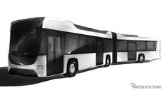 Isuzu และ Hino จับมือกันร่วมโปรเจ็ครถ Bus hybrid สำหรับวิ่งบริการในประเทศ
