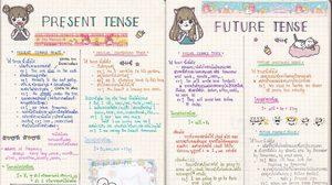 เข้าใจง่ายขึ้นเยอะ! สรุปการใช้ 12 Tense ภาษาอังกฤษ