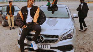 Mercedes-Benz จับ Star Icon ตัวจี๊ดชื่อดัง A$AP Rocky มาสร้างแรงบันดาลใจในโฆษณาชุดใหม่