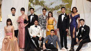 ดาราเซเลบริตี้ร่วมงาน Vogue Gala 2019 โว้กประเทศไทยสนับสนุนดีไซเนอร์ไทย