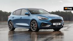 2019 Ford Focus ST ใกล้คลอด แต่งานนี้ขายเฉพาะ โซนยุโรปเท่านั้น