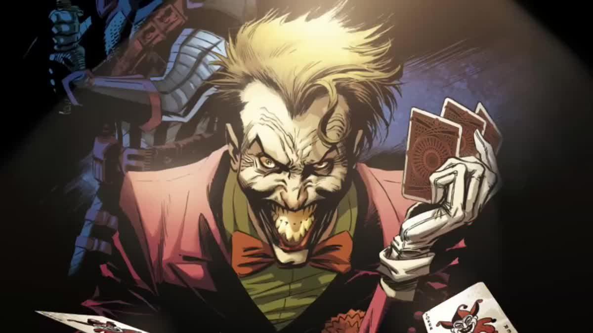 [ตัวอย่างเกม] DC UNCHAINED รวมเหล่าซูเปอร์ฮีโร่และมหาวายร้ายชื่อดังจาก DC [The Joker Ver.]