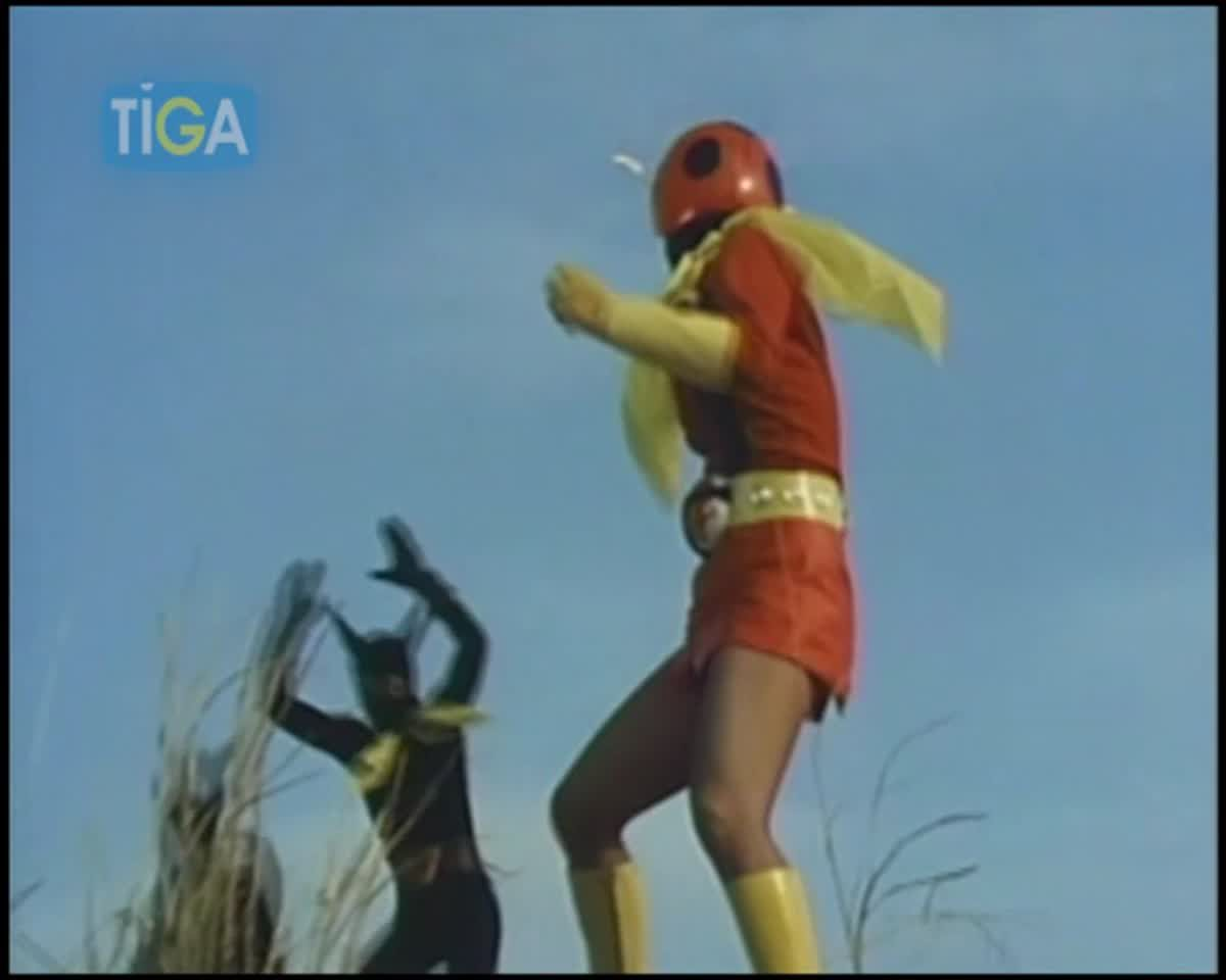 Masked Rider Stronger ตอนที่ 6-3