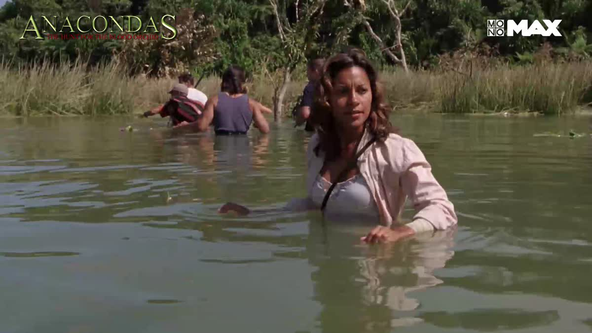 มีอะไรอยู่ใต้น้ำ ! | Anacondas: The Hunt For The Blood Orchid