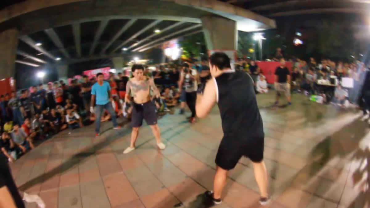 Fight Club Thailand. หลาง x แจ๊ค คู่ที่ 83