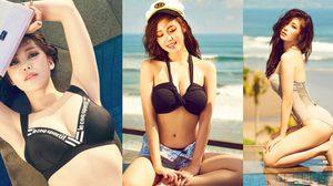 ฮโยซอง วง Secret กับหุ่นสุดเซ็กซี่ที่คุณไม่เคยเห็นมาก่อนใน Cosmopolitan Korea