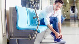 หลุยส์ สก๊อต ร่วมออกแบบรองเท้ารุ่นพิเศษ IQ Sport X Louis