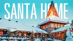 เที่ยวตามรอยตำนาน หมู่บ้านซานตาคลอส ที่เมือง ROVANIEMI ฟินแลนด์