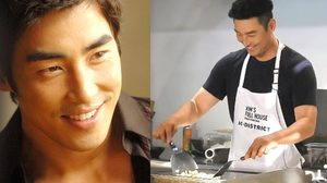คิมซองซู พระรอง FULL HOUSE จับตะหลิว เปิดร้านอาหารที่เมืองไทย!