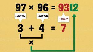 8 สูตรลับคณิตศาสตร์ ที่ไม่มีสอนในห้องเรียน