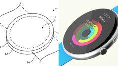 เผยสิทธิบัตรใหม่!! Apple Watch รุ่นต่อไปอาจจะใช้ตัวเรือนและหน้าจอแบบวงกลม!!