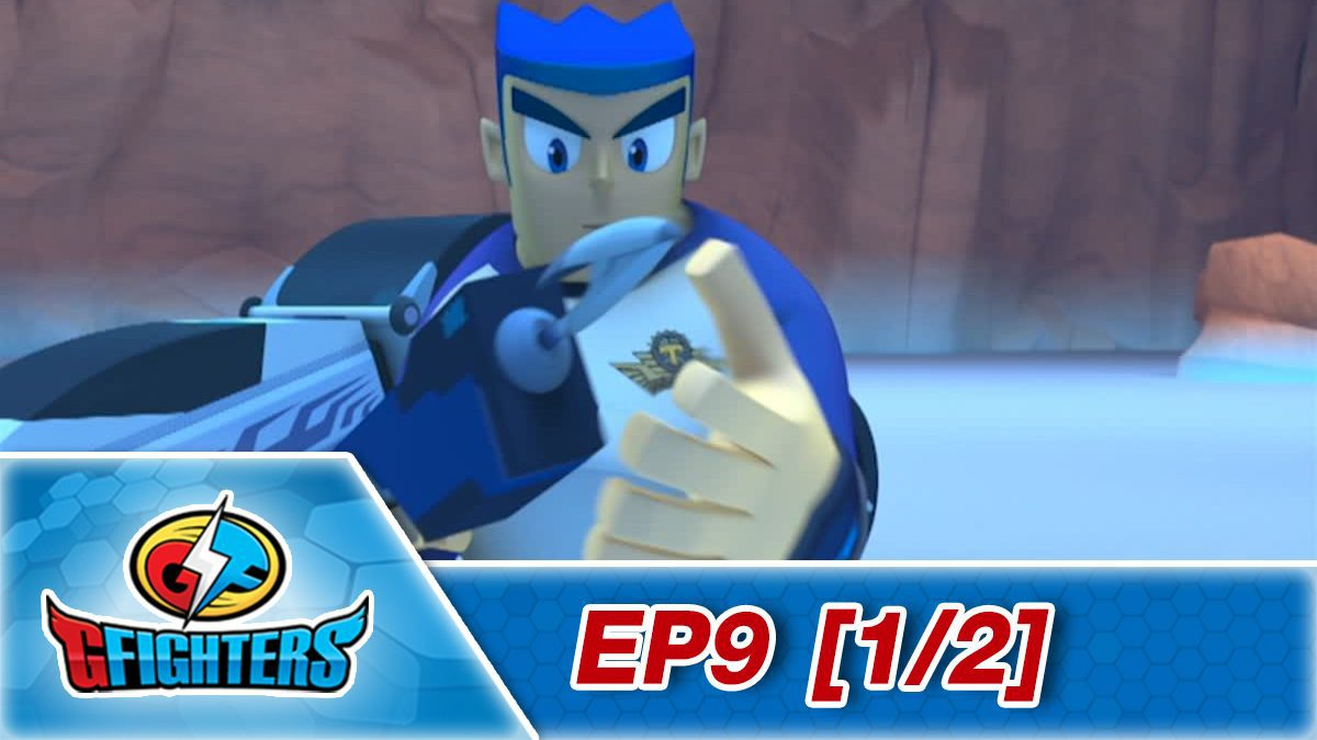 G fighter ep 9 [1/2]