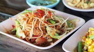 7 Thai recommended dishes to be taken while staying in Thailand