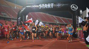 """MONO29 ขนซูเปอร์ฮีโร่มอบความสุขเหล่านักวิ่งงาน """"วิ่งผ่าเมือง"""" 2019 Amazing Thailand Marathon"""