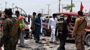 เกิดเหตุระเบิดหลายลูกในอัพกานิสถาน หลังเหตุยิงโจมตีร้านค้า-สถานที่ราชการ