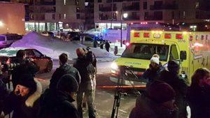 ระทึก!! คนร้ายบุกกราดยิงมัสยิดที่แคนาดา ทำคนดับ 6 ศพ