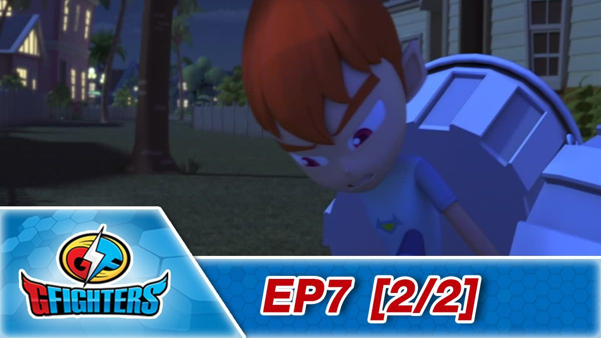 G fighter ep 7 [2/2]