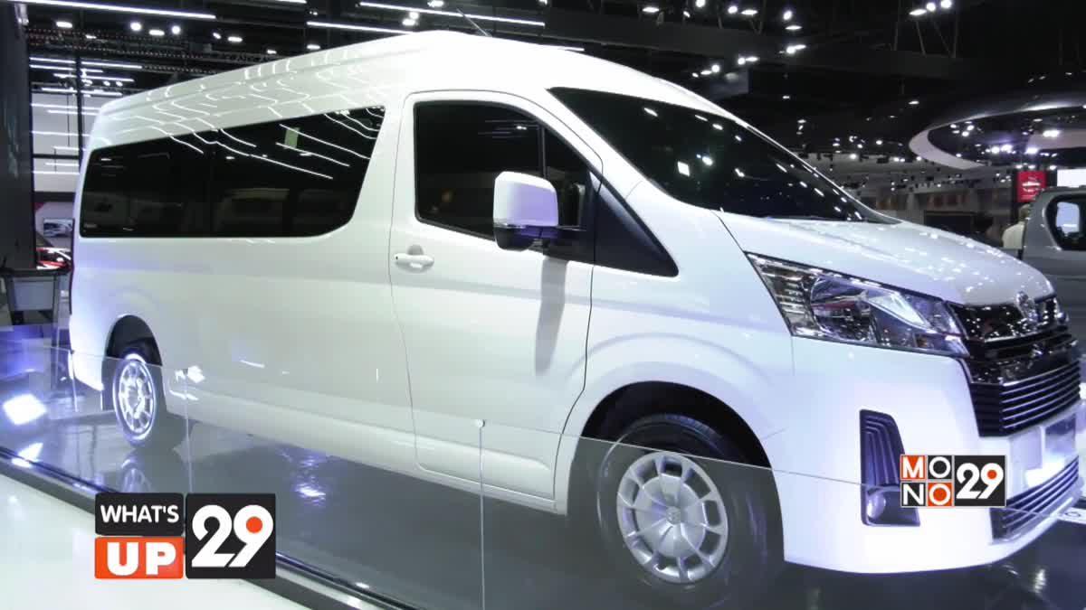 โตโยต้า ยกรถสปอร์ตพันธุ์แรง Toyota Supra มาอวดโฉมตัวจริงที่งาน Bangkok International Motor Show 2019