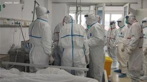 แพทย์จีนเร่งรักษาผู้ป่วย #ไวรัสโคโรนา (nCoV) จากจีน (ภาพ/คลิป)