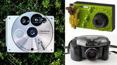 ธรรมดาโลกไม่จำ! 8 กล้องถ่ายรูปสุดแปลกที่เห็นแล้วต้องเกาหัวแกรกๆ